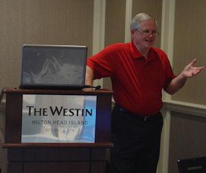 Doug Presenting at Westin