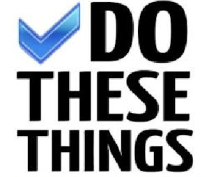 Do These Things