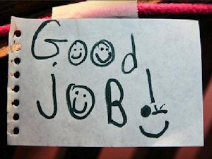 Treat people good