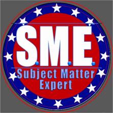 Subject Matter Expert