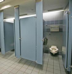 Techie Toilet Disaster