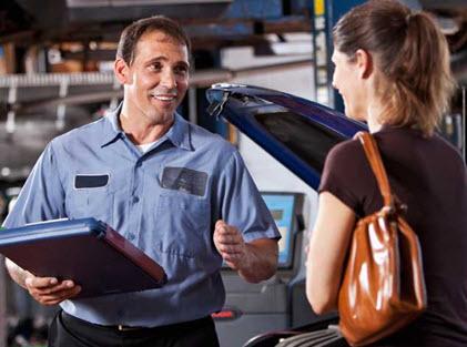 good customer rapport
