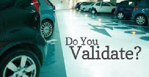 Validate Parking