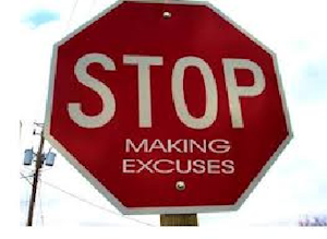 Prospecting: Stop making excuses