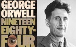 """""""1984"""" George Orwell"""