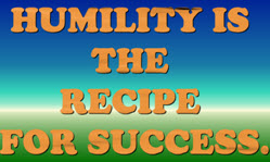 Humility in Sales