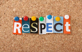 Sales and Respect