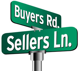 Buying vs selling